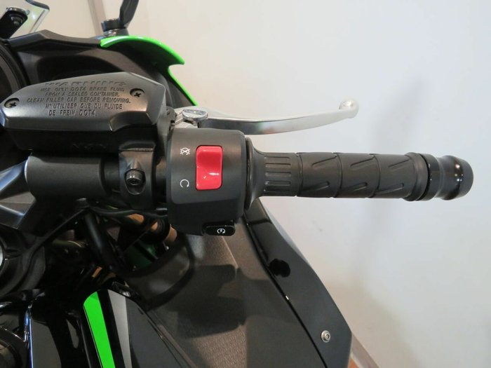 2017 Kawasaki NINJA 650L Green