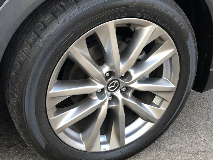 2016 Mazda CX-9 GT TC 4X4 On Demand Grey