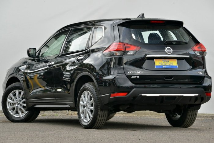 2018 Nissan X-Trail TS T32 Series II 4X4 On Demand DIAMOND BLACK