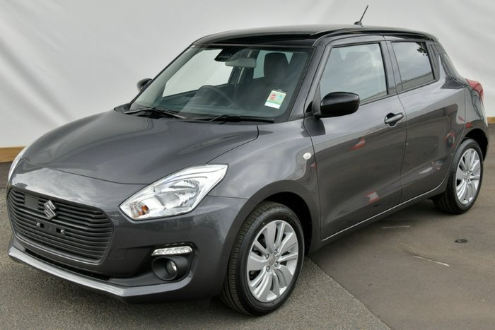 2019 Suzuki Swift GL Navigator AZ BLACK/GREY