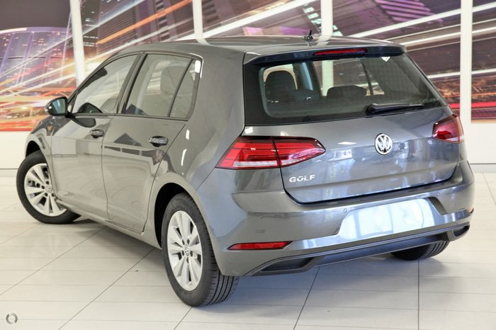 2019 Volkswagen Golf 110TSI Trendline 7.5 MY19.5 Grey
