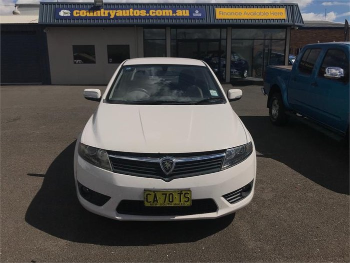2013 Proton Preve GXR CR MY13 White