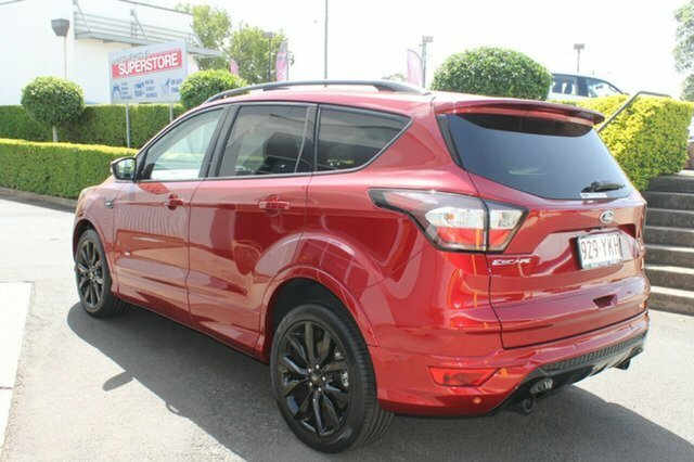 2018 Ford Escape ST-Line ZG MY18.75 4X4 On Demand RUBY RED