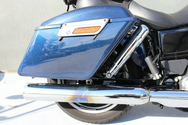 2013 Harley-davidson FLD SWITCHBACK Blue