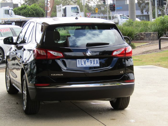 2017 Holden Equinox LS+ EQ MY18 Black