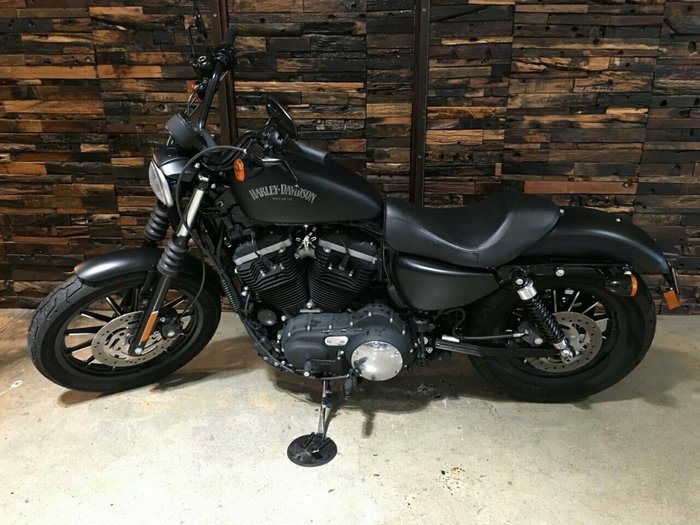 2013 Harley-Davidson XL883 IRON 883 Black Denim