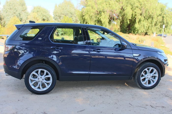 2017 Land Rover Discovery Sport TD4 150 HSE L550 MY17 4X4 Constant Blue