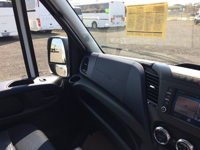 2019 IVECO DAILY 35S13 White