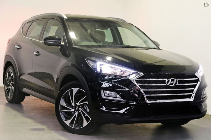 2018 Hyundai Tucson Special Edition TLe3 MY19 4X4 On Demand Black