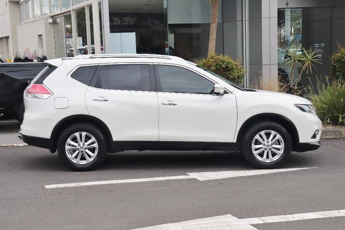 2016 Nissan X-Trail ST-L T32 4X4 On Demand White