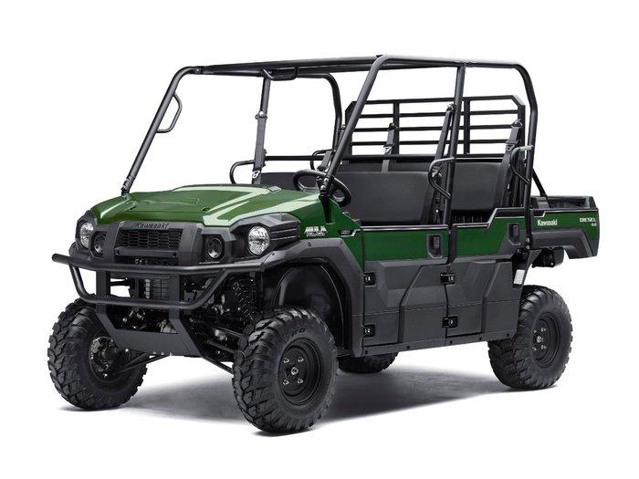 2018 Kawasaki Mule PRO-DXT EPS
