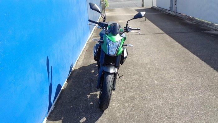 0 Kawasaki 2013 KAWASAKI 600CC ER-6NL GREEN