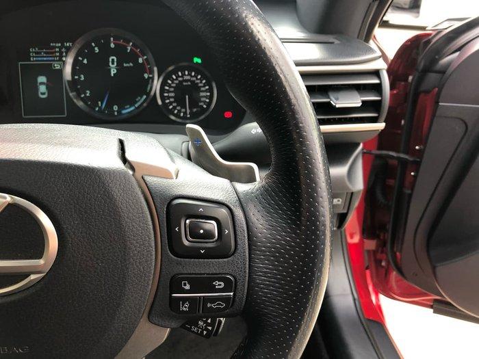 2015 Lexus RC RC F USC10R Maroon