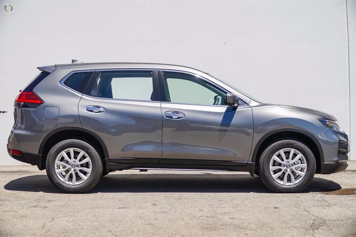 2018 Nissan X-Trail TS T32 Series II 4X4 On Demand Grey