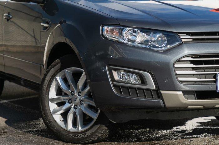 2016 Ford Territory TS SZ MkII Grey