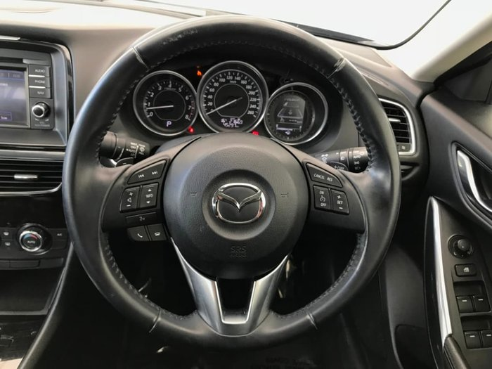 2013 Mazda 6 Sport GJ Black