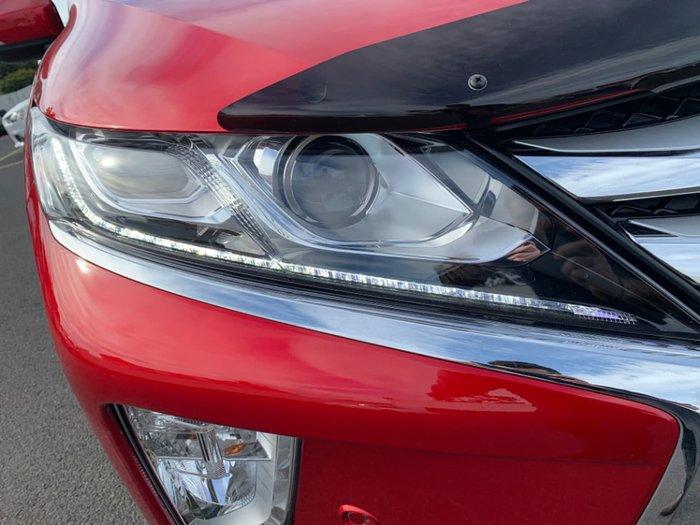 2018 Mitsubishi Eclipse Cross LS YA MY18 Red