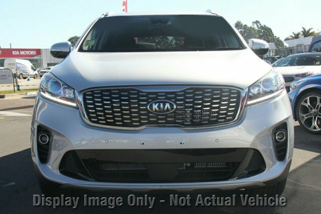 2018 Kia Sorento SLi UM MY19 4X4 On Demand Silky Silver