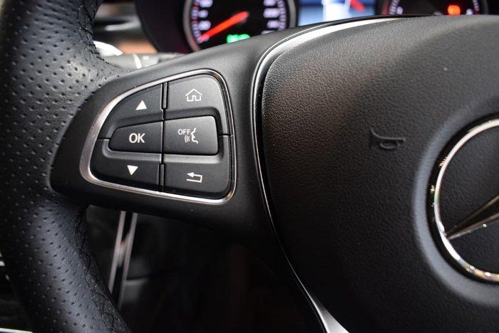 2017 Mercedes-Benz GLC220 d X253 Four Wheel Drive White