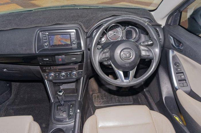 2012 Mazda CX-5 Maxx Sport KE Series Silver