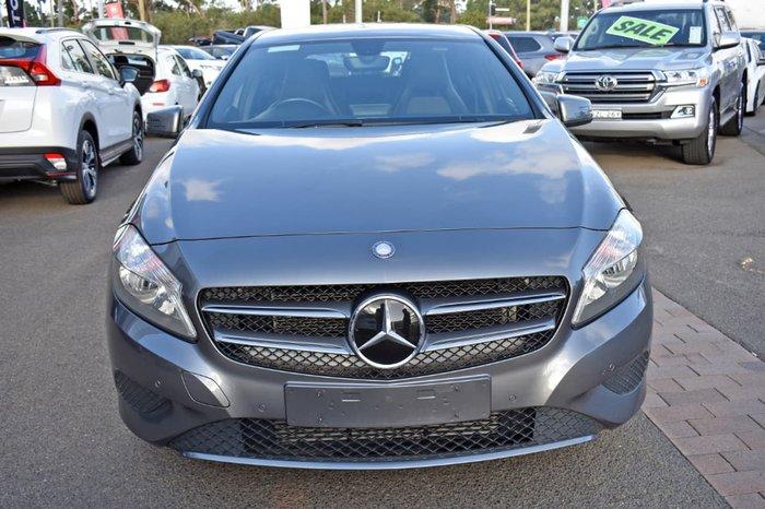 2015 Mercedes-Benz A180 W176 Grey
