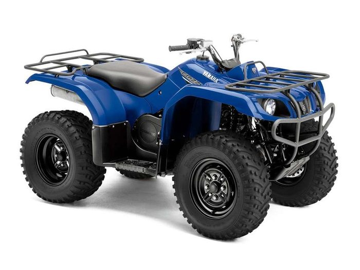 2017 Yamaha Grizzly 350 2WD