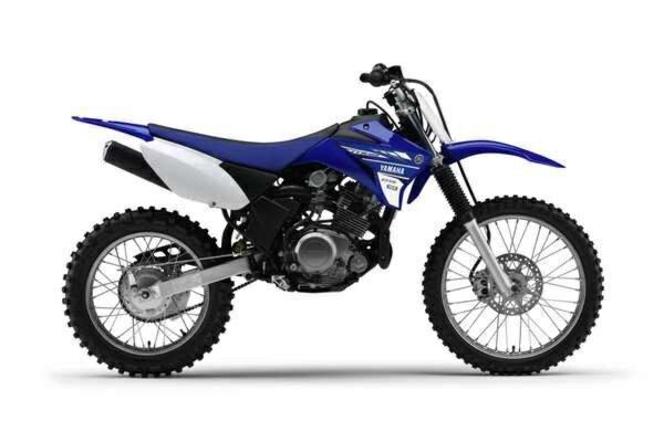 2018 Yamaha TT-R125LWE