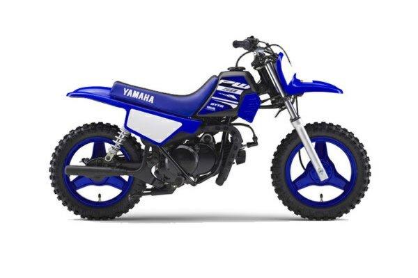2018 Yamaha PW-50