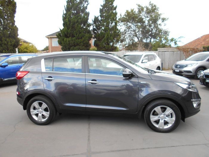 2013 Kia Sportage SLi SL Series II MY13 4X4 On Demand Grey