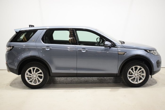 2018 Land Rover Discovery Sport TD4 110kW SE L550 MY18 4X4 Constant Blue