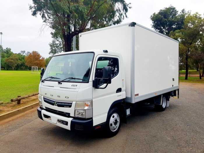2018 FUSO CANTER 515 WIDE AMT PAN & LOADER - CAR LICENCE *READY TO GO* null null null