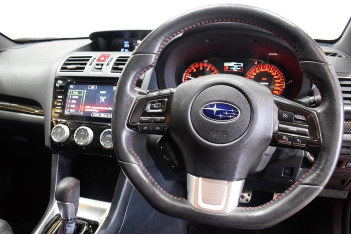 2015 Subaru WRX Premium V1 MY16 Four Wheel Drive Red