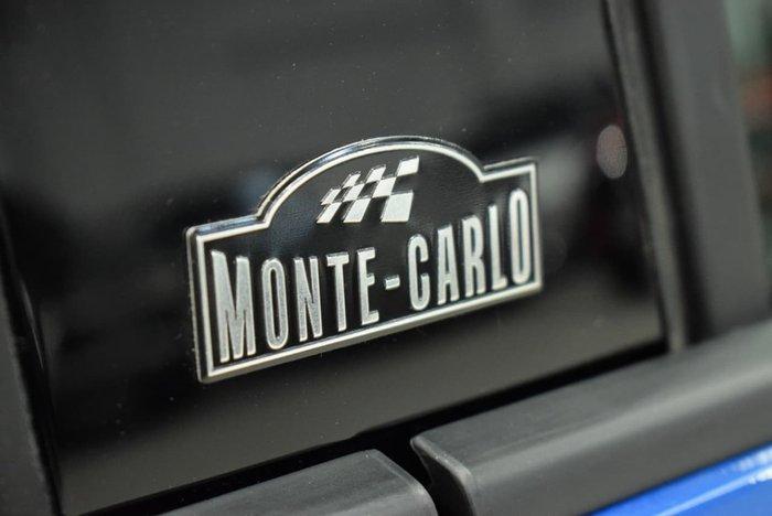 2019 SKODA Fabia 81TSI Monte Carlo NJ MY19 Blue