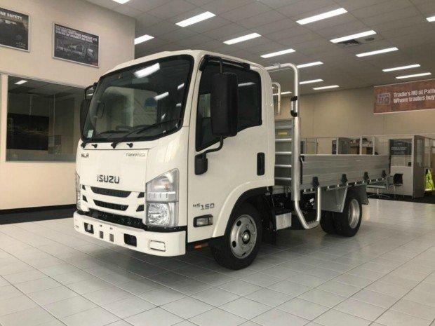 2019 Isuzu NLR 45-150 SWB MANUAL TRAYPACK