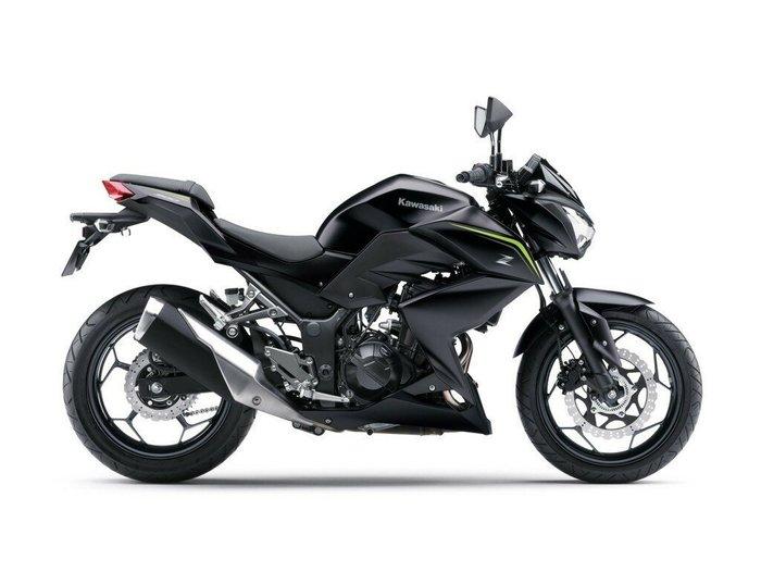 2018 Kawasaki 2018 Z300