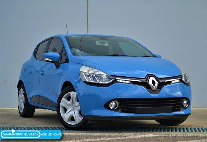 2013 Renault Clio Expression IV B98 BLUE