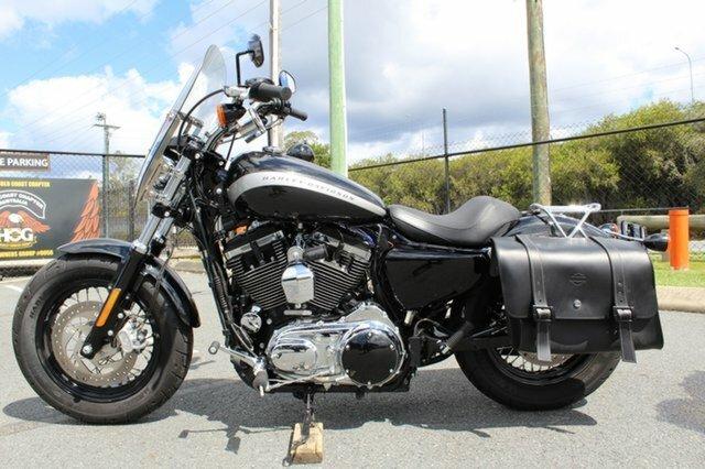 0 Harley-davidson 2018 HARLEY DAVIDSON 1200CC XL1200C CUSTOM Black Tempest