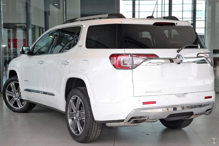 2019 Holden Acadia LTZ-V AC MY19 4X4 On Demand White