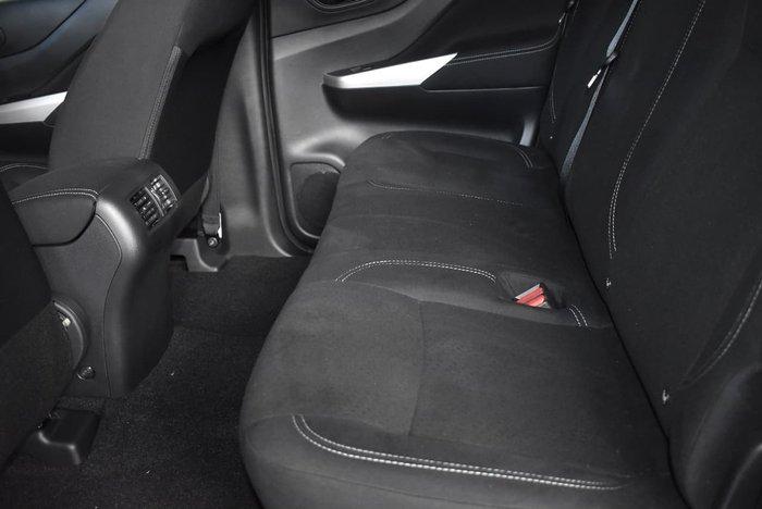 2018 Nissan Navara ST D23 Series 3 4X4 Dual Range Grey