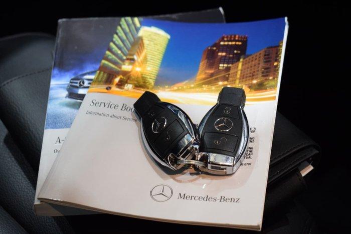 2013 Mercedes-Benz A200 CDI W176 White