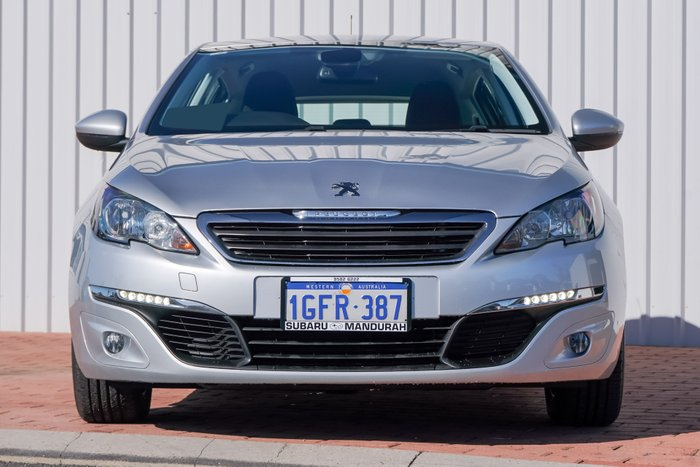 2017 Peugeot 308 Active T9 MY17 SILVER