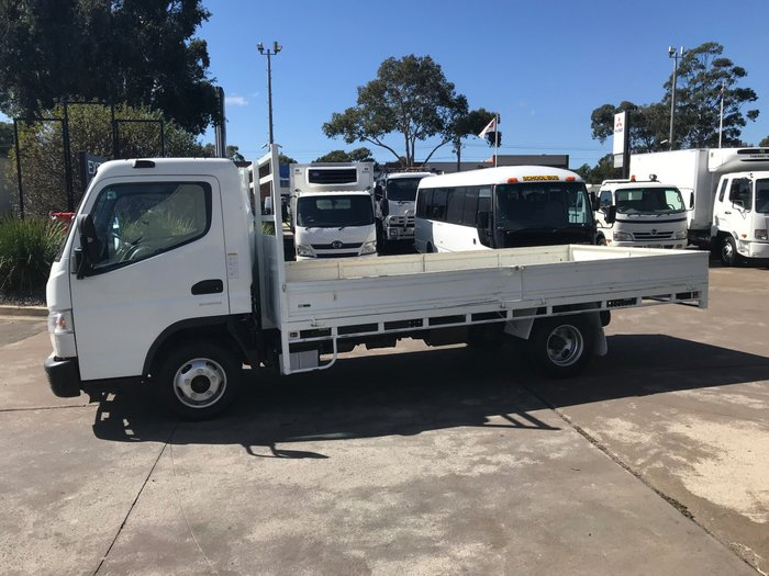 2013 Mitsubishi Canter 515 Wide CANTER 515 STEEL TABLETOP WHITE