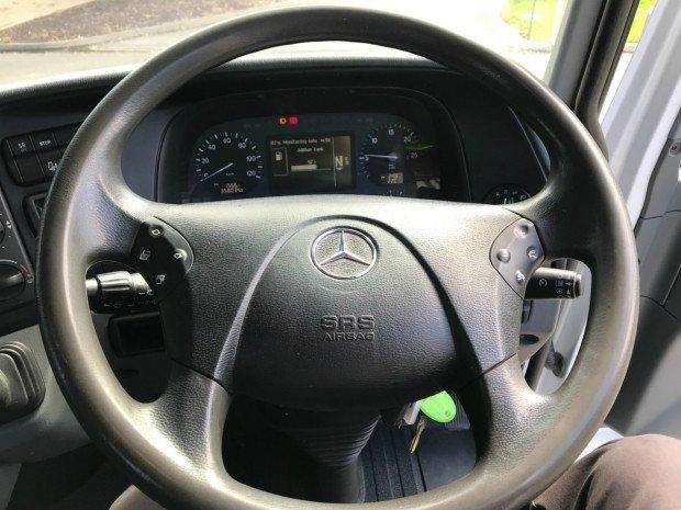 2014 Mercedes Benz 2644 Actros actros 2644 WHITE