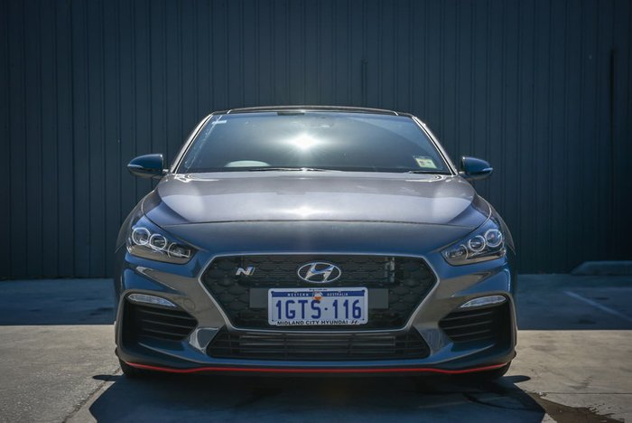 2018 Hyundai i30 N Performance PDe.3 MY19 Grey