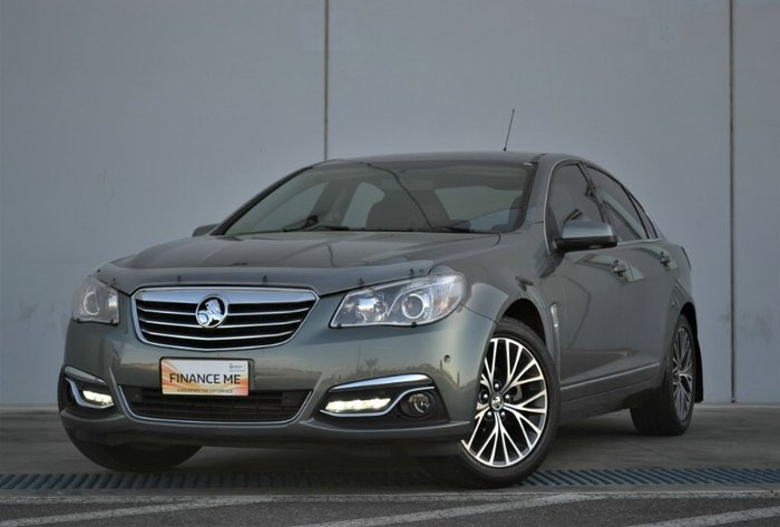 2016 Holden Calais VF Series II MY16 GREY