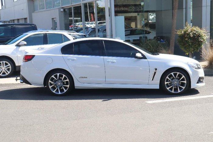 2014 Holden Commodore SS V VF MY15 White