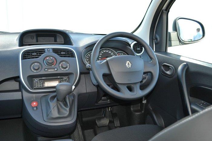 2019 Renault Kangoo SHORT WHEELBASE F61 Phase II SILVER SWB AUTO