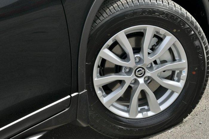 2018 Nissan X-Trail ST T32 Series II DIAMOND BLACK