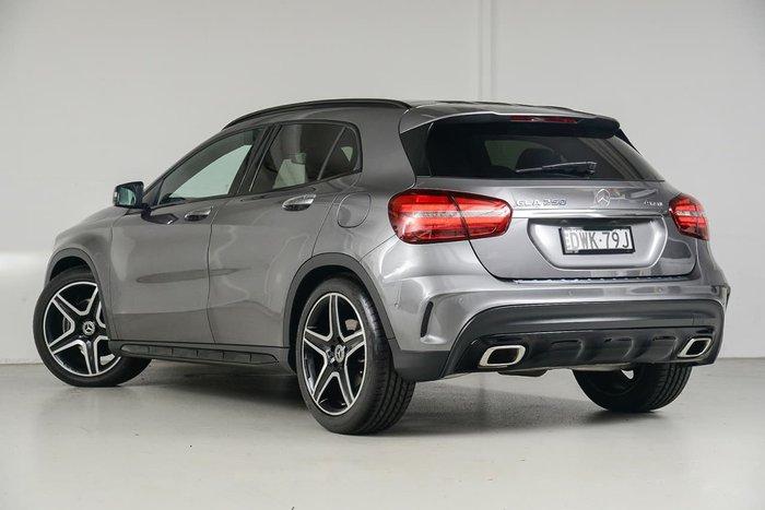 2018 Mercedes-Benz GLA250 X156 Four Wheel Drive Grey