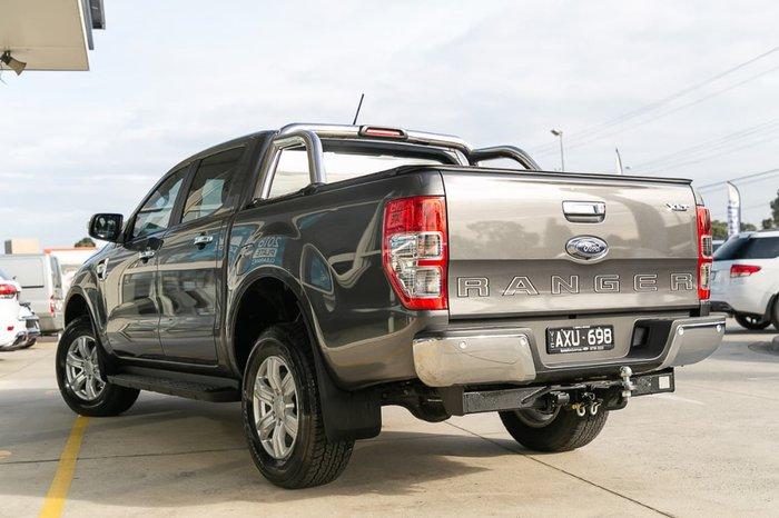 2018 Ford Ranger XLT PX MkIII MY19 4X4 Dual Range Grey